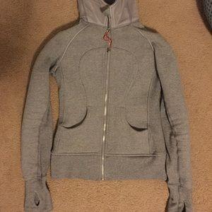 Limited edition lulu scuba hoodie